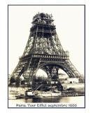 Tour Eiffel Septembre 1888 Prints
