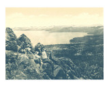 Beautiful Lake Tahoe 1915 Prints