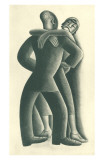 Couple Dancing No. 41 Prints by  Covarrubias