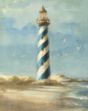 Lighthouse I Art by Danhui Nai