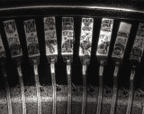 Typewriter Keys Poster by C. McNemar