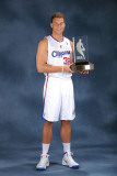 T-Mobile Rookie of the Year, Playa Vista, CA - MAY 4: Blake Griffin Photographic Print by Andrew Bernstein