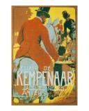 Elixir de Kempenaar Poster by Adolfo Hohenstein