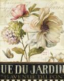 Marche de Fleurs II Posters par Lisa Audit