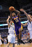 Los Angeles Lakers v Dallas Mavericks - Game Four, Dallas, TX - MAY 8: Ron Artest Photographic Print by Noah Graham