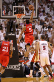 Philadelphia 76ers v Miami Heat - Game Five, Miami, FL - APRIL 27: Andre Iguodala Photographic Print by Mike Ehrmann