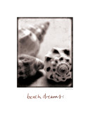 Beach Dreams Posters by Sue Schlabach