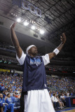 Los Angeles Lakers v Dallas Mavericks - Game Four, Dallas, TX - MAY 8: Jason Terry Photographic Print by Danny Bollinger