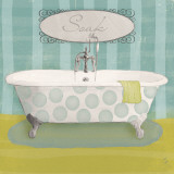Polka Tub II Posters by Sarah Adams