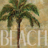 Beach Palm Posters by Todd Williams