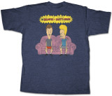 Beavis and Butthead - Couch Head T-shirts
