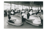 Nuns Driving Bumper Cars, France Poster