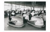 Nuns Driving Bumper Cars, France Poster