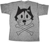 Felix the Cat - Ouch T-Shirt