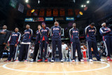 Chicago Bulls v Atlanta Hawks - Game Four,  ATLANTA - MAY 8: Photographic Print by Scott Cunningham