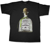 Patron - Bottle Camiseta