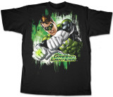 Green Lantern - Lantern Ring T-shirts
