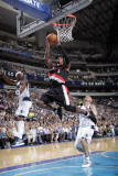 Portland Trailblazers v Dallas Mavericks - Game Five, Dallas, TX - APRIL 25: Gerald Wallace Photographie par Glenn James