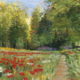 Field of Flowers Prints by Carol Rowan