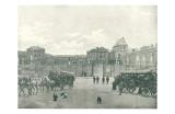 Entree du Chateau de Versailles Posters