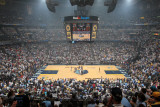 San Antonio Spurs v Memphis Grizzlies - Game Three, Memphis, TN - APRIL 23: Photographic Print by Joe Murphy