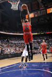 Chicago Bulls v Atlanta Hawks - Game Four, Atlanta, GA - MAY 8: Taj Gibson Photographic Print by David Dow