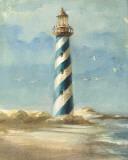 Lighthouse I Prints by Danhui Nai