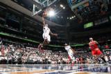 BESTPIX:  Chicago Bulls v Atlanta Hawks - Game Four,  ATLANTA - MAY 8: Joe Johnson Photographic Print by Scott Cunningham