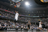 San Antonio Spurs v Memphis Grizzlies - Game Three, Memphis, TN - APRIL 23: Sam Young Photographic Print by Joe Murphy