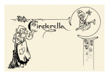 Cinderella Prints by David Brett