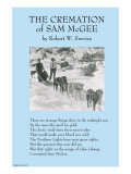 Cremation of Sam McGee Affiches