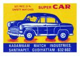 Super Car Print