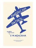 American Patrol Art