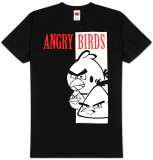 Angry Birds - Bird Face T-shirts