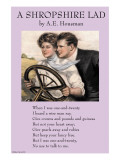 A Shropshire Lad Prints by A.E. Housman