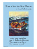 Rime of the Ancient Mariner Kunstdrucke