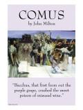 Comus Prints