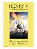 Henry V Posters