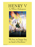 Henry V Prints