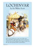 Lochinvar Print