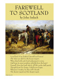Farewell To Scotland Prints by John Imlach