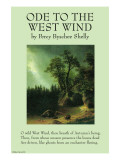 Ode To the West Wind Prints