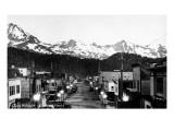 Cordova, Alaska - June Midnight Scene Posters