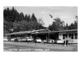 Angwin, California - College Mercantile and Post Office Posters