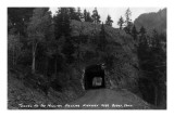 Colorado - Million Dollar Highway Tunnel near Ouray Posters