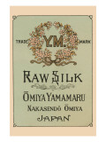 Ym Raw Silk Omiya Yamamaru Prints