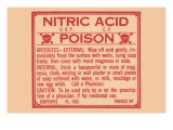 Nitric Acid - Poison Photo