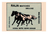 Raja Matches Deluxe Prints