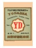 Filatures Prepared By Yodasha Prints