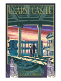 Hearst Castle - Pool - San Simeon, CA Posters by  Lantern Press